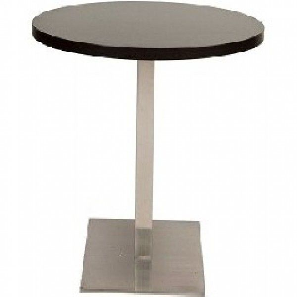 Arabica Xl Brushed Stainless Steel Square Legs Only
