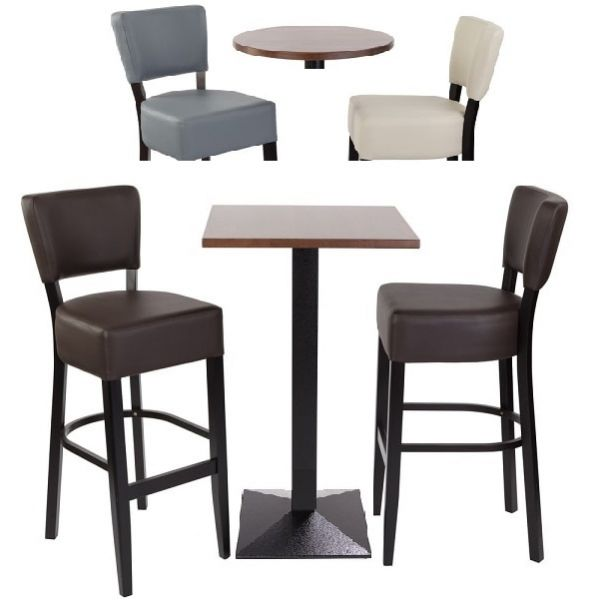 Quattro Bar Table U0026 Stools Set   See Sizes U0026 Colours