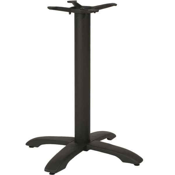 Fine Centaur 4 Leg Black Heavy Duty Cast Iron Table Legs Interior Design Ideas Clesiryabchikinfo