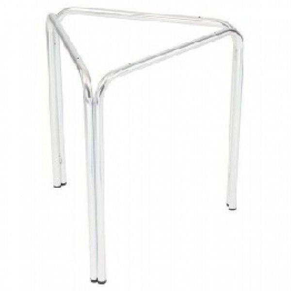 Joel Alu 3 Leg Table Frame for 700mm Round