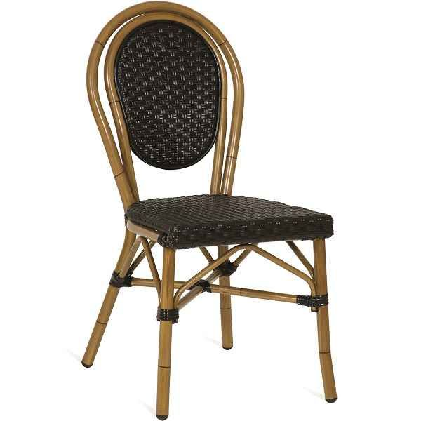 Monaco French Bistro Chairs Outdoor, French Bistro Furniture Outdoor