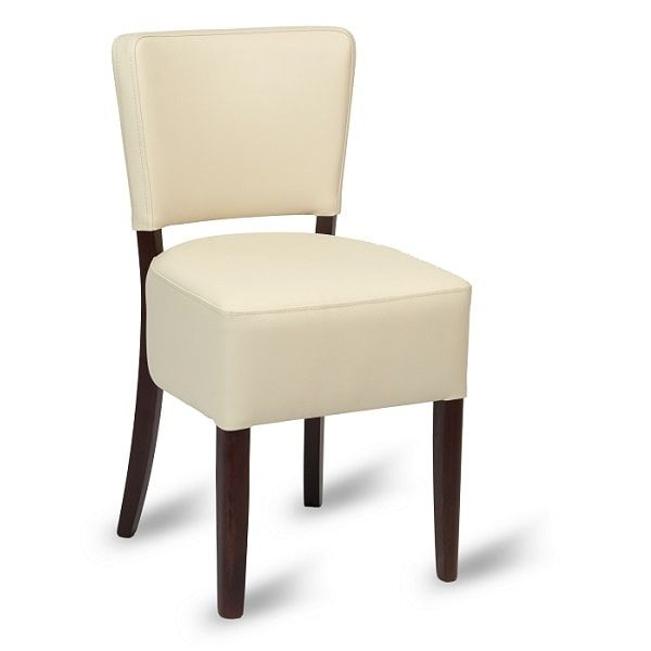Trent Restaurant Chairs Mocha Or Ivory
